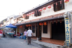 typical ornaments decorating Jonker walk